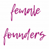 female founders logo
